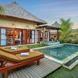 ubud luxury villa