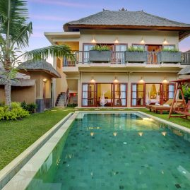 Luxury Honeymoon Villa Ubud